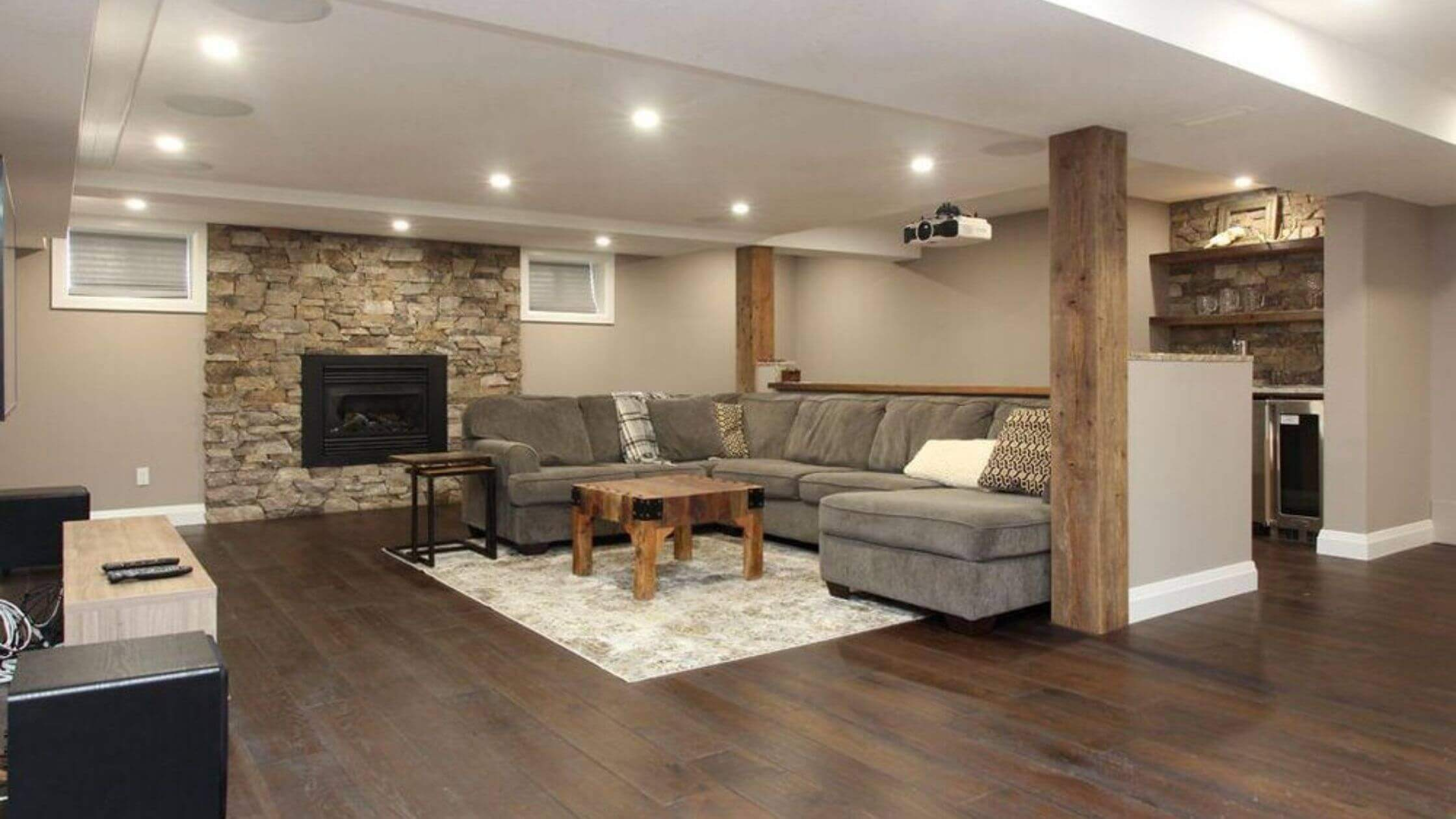 Best & Affordable Basement Renovation Methods