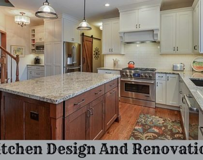 Why Your Kitchen Needs Redesigning and Renovation Now