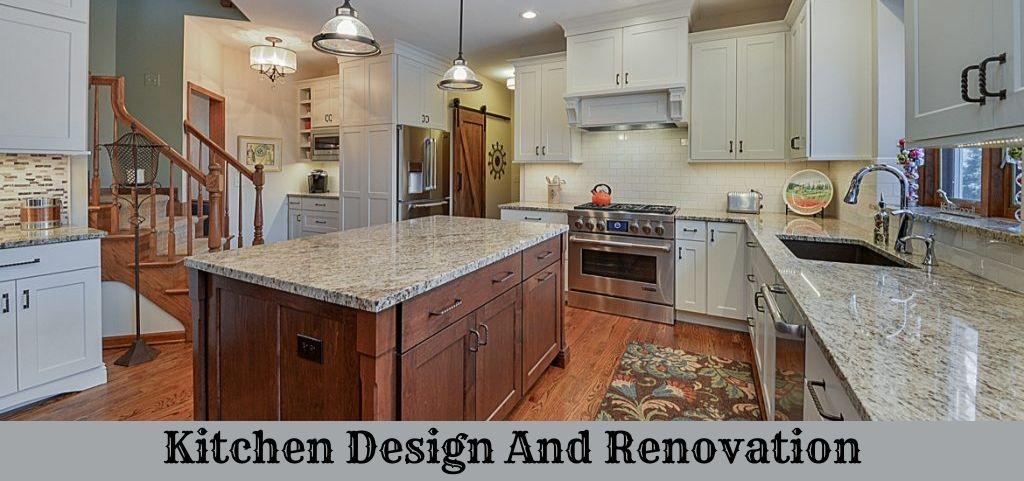 Benefits of Kitchen Design and Renovation, Kitchen Renovation