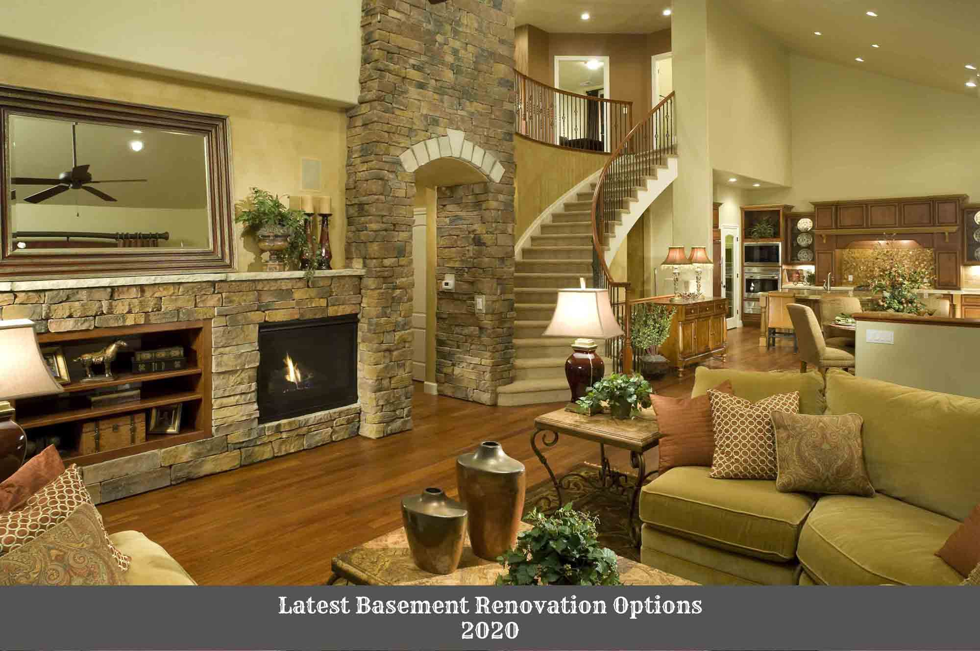 Basement Renovation Options And Tips For Summer 2020