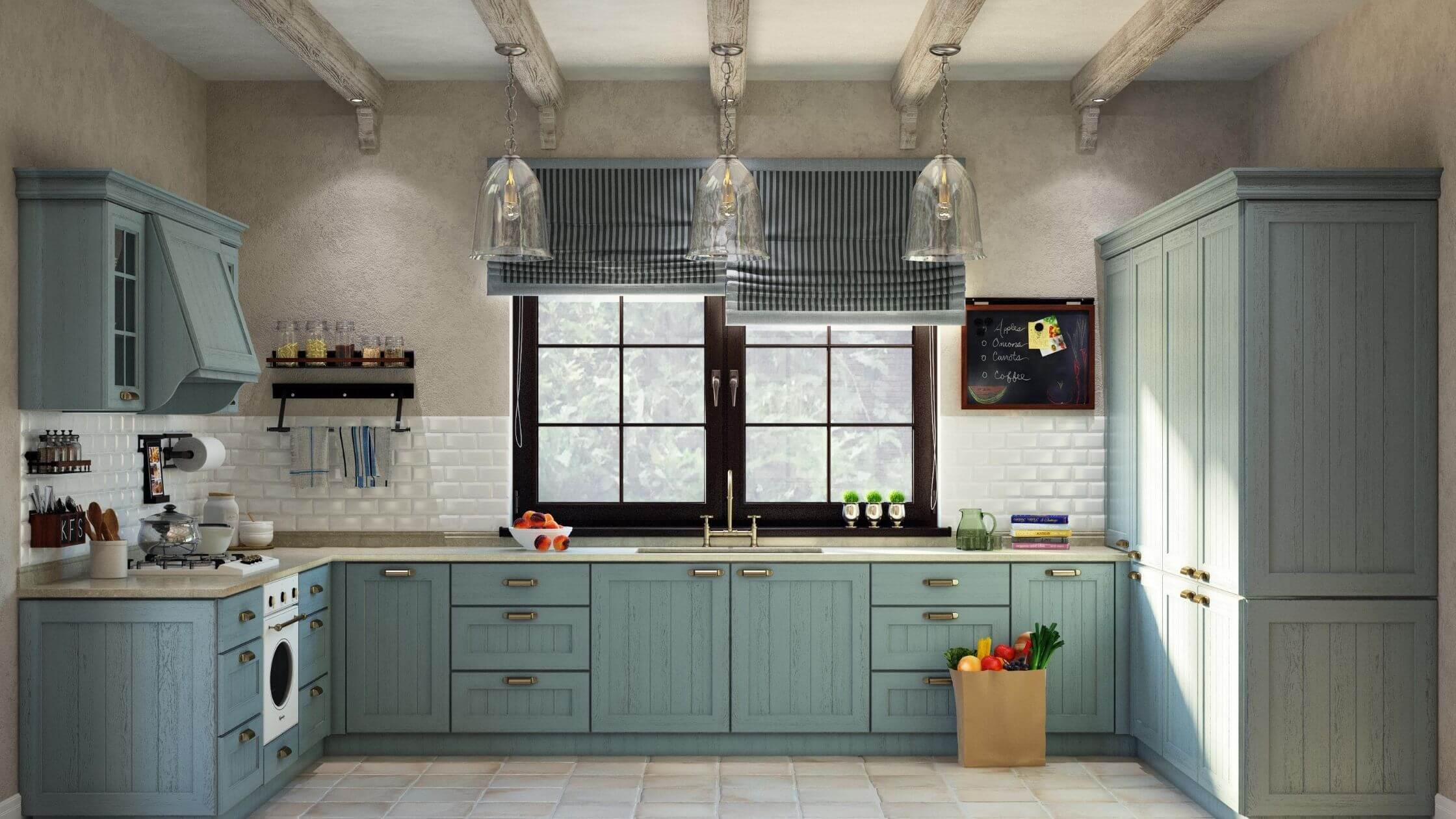 Minimize the cost of kitchen renovation